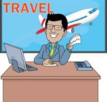 Travel agency clipart » Clipart Portal.