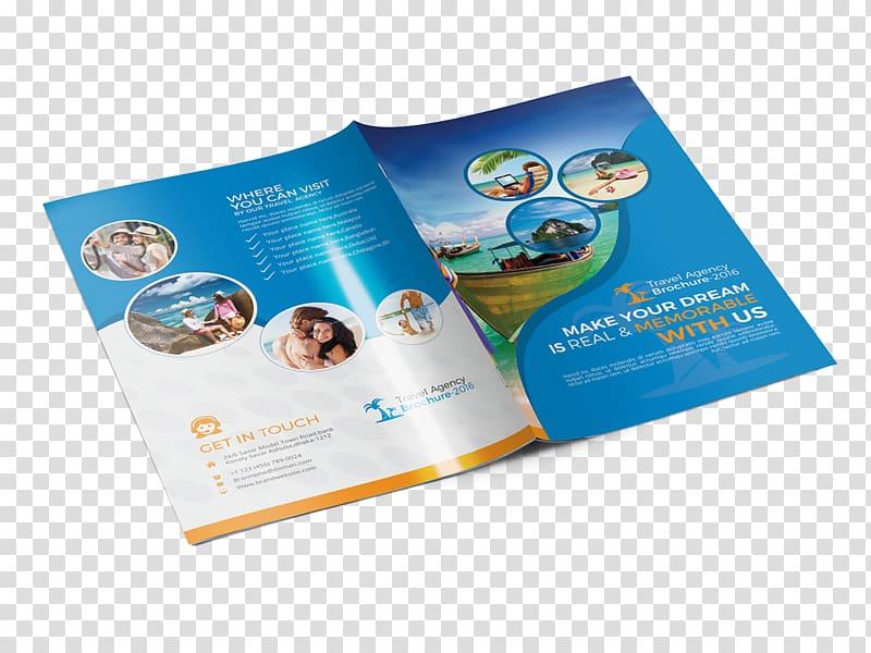 Brochure Travel Agent Tourism, Travel transparent background.