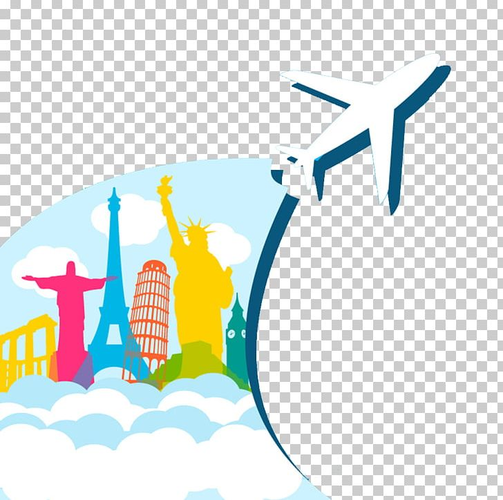 Air Travel Airplane Flight PNG, Clipart, Blue, Building.