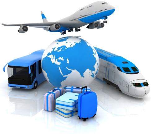 Domestic Air Travel Bookings in Sarvath Complex.