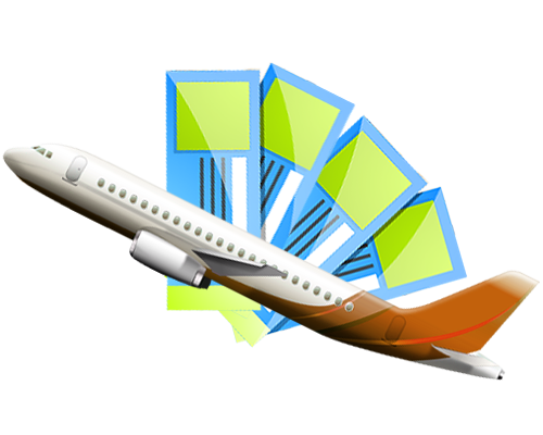 Information about the service of online booking of air.