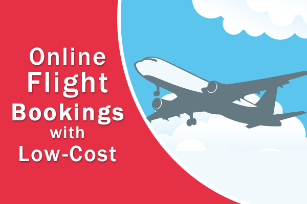 Online Booking of flight tickets is a Just a Click Away but.