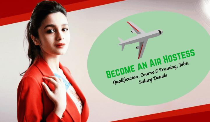 Become an Air hostess.