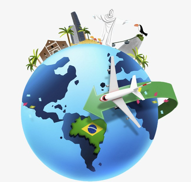 Travel around the world clipart 9 » Clipart Portal.