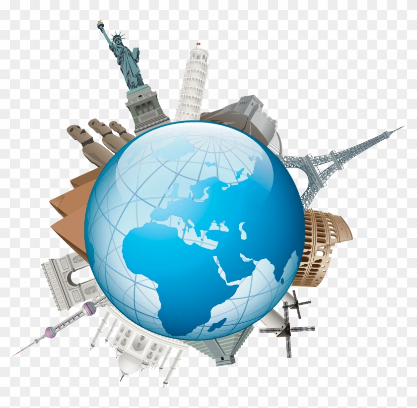 World Travel Clipart Pbs Learningmedia Perfect Various.