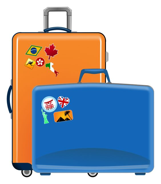 Clip Art Travel.
