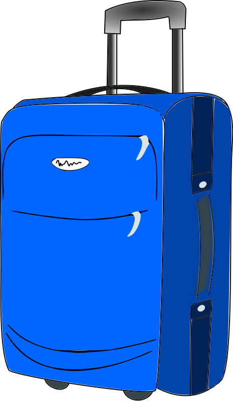 Luggage Clipart & Luggage Clip Art Images.