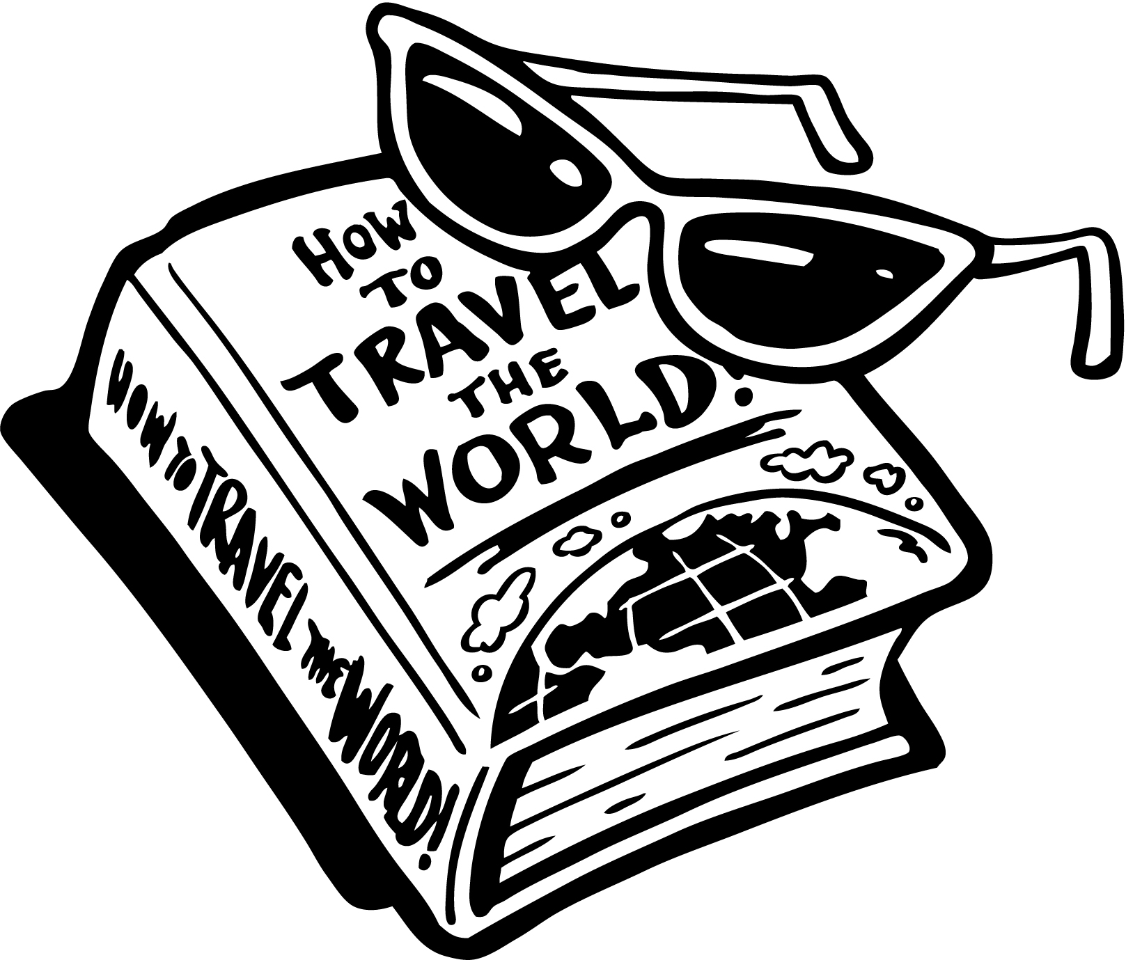 Travel clipart #15