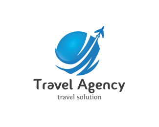 Travel Agency Logo design.