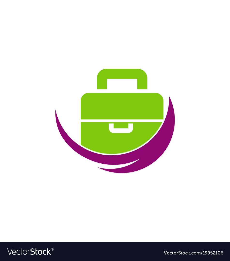 Bag travel company logo.