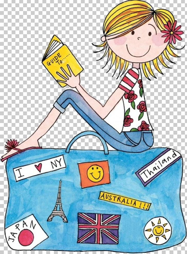Travel Woman PNG, Clipart, Area, Art, Baggage, Cartoon.