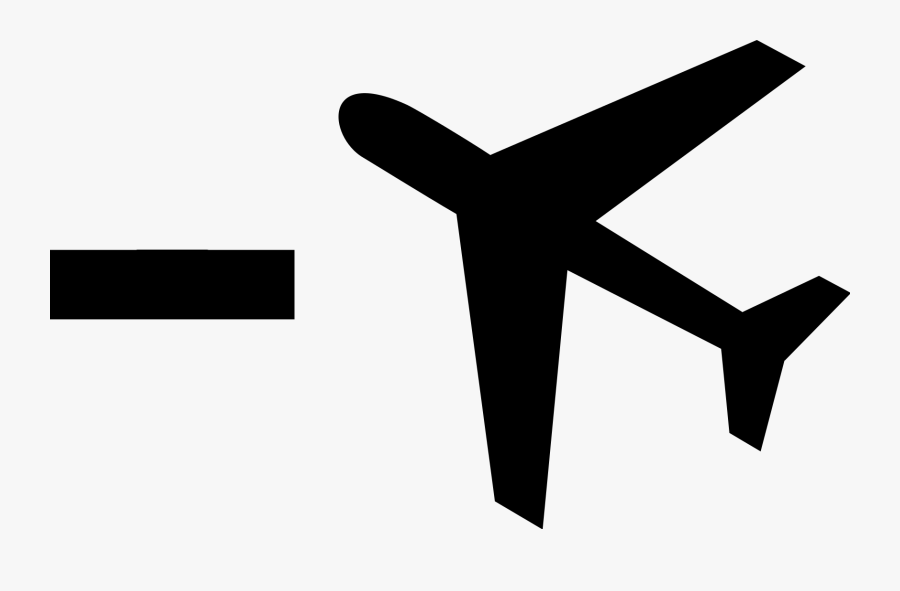 Use Less The Plane To Travel Icon.
