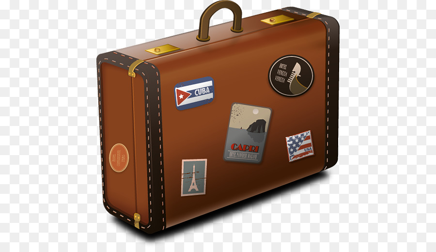 Travel Suitcase clipart.
