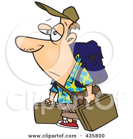 Traveler clipart #6