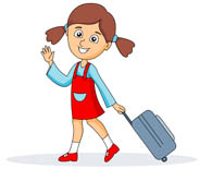 Free Travel Clipart.