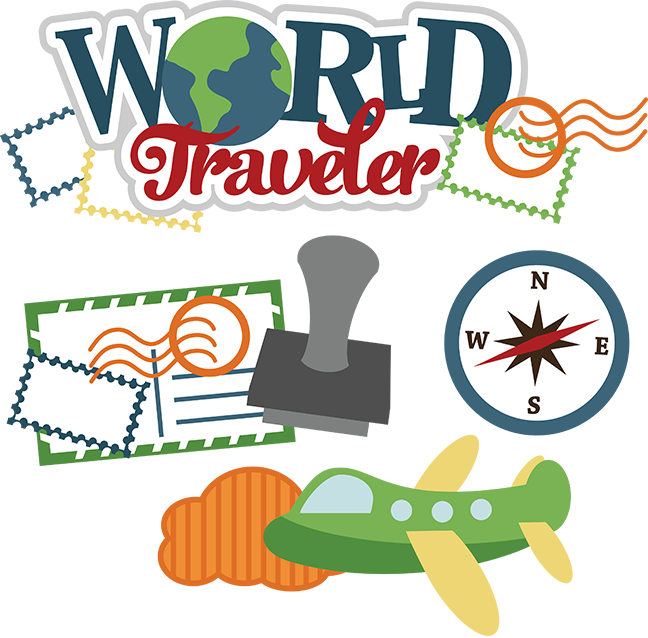 Traveller Clipart.