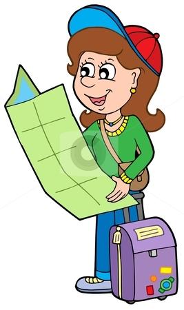 Traveler clipart #5