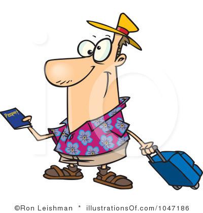 Traveler clipart #3