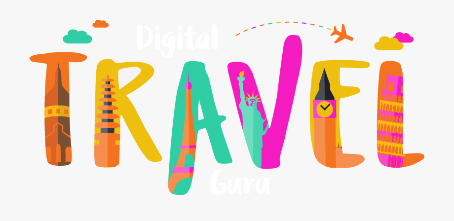 Travel Clipart Logo.