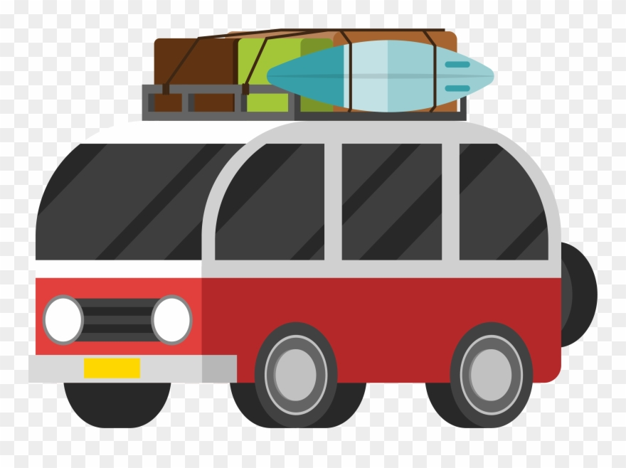 Transportation Clipart Car Travel.