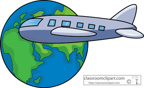 Traveling Clip Art.