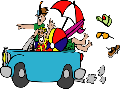 Traveling Clip Art Free.