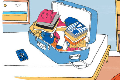 How to Pack a Suitcase.
