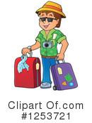Traveler Clipart #1.
