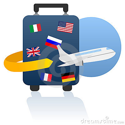 Travelling clipart free.