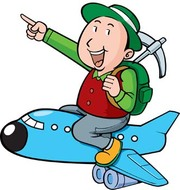 Travelling Clipart.