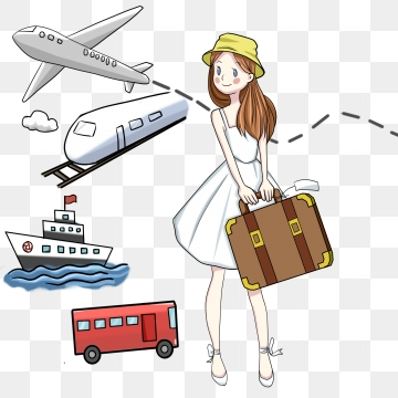 Travel Around The World PNG Images.