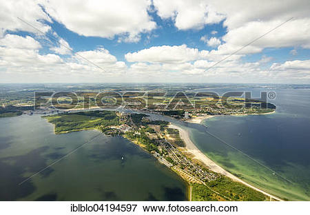 Picture of Mouth of the Trave, Priwall, Potenizer Wiek, Bay of.