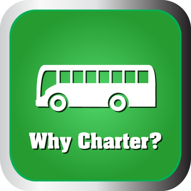 Traverse City Charter Bus.
