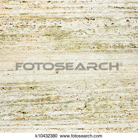 Stock Photography of travertine k10432380.