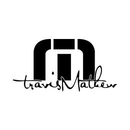 Travis mathew Logos.