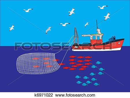 Trawler Clip Art Royalty Free. 228 trawler clipart vector EPS.