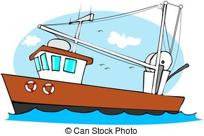 Trawler Illustrations and Clip Art. 371 Trawler royalty free.