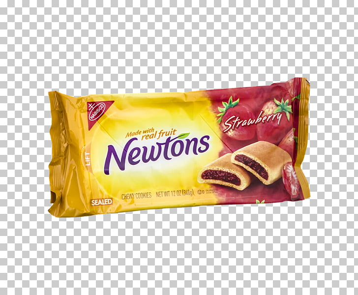Newtons Chewy Raspberry Cookies, 12 oz tray Nabisco Fig.