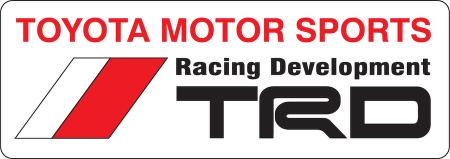TRD vector logo.