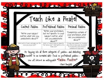 Teach Like a Pirate.