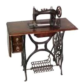 Sewing Machine Clipart.