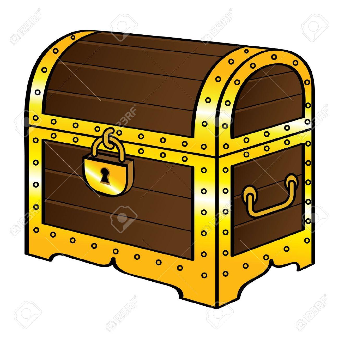 Free To Use Treasure Chest Clip art of Treasure Chest Clipart.