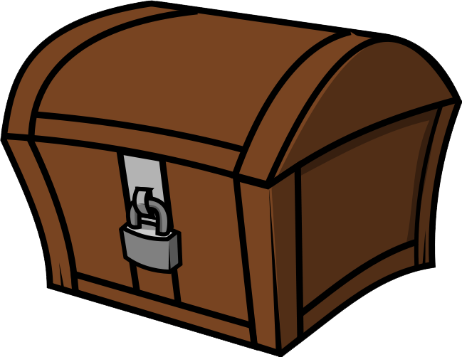 Treasure Chest Clipart.