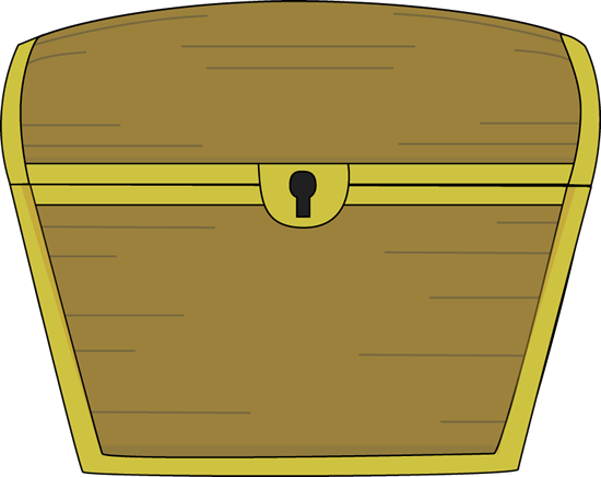 Treasure Chest Clip Art.
