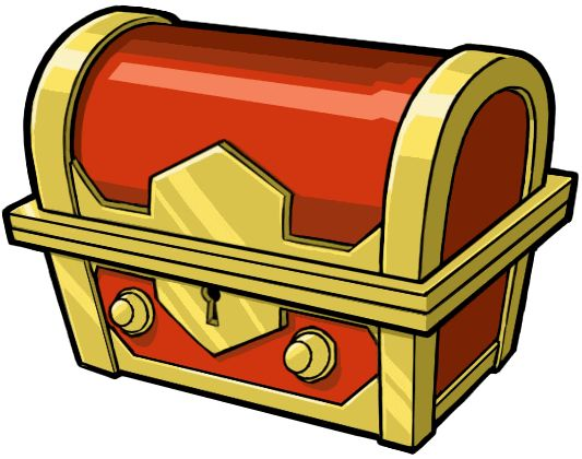 Treasure chest for Luigis Mansion party!!!.