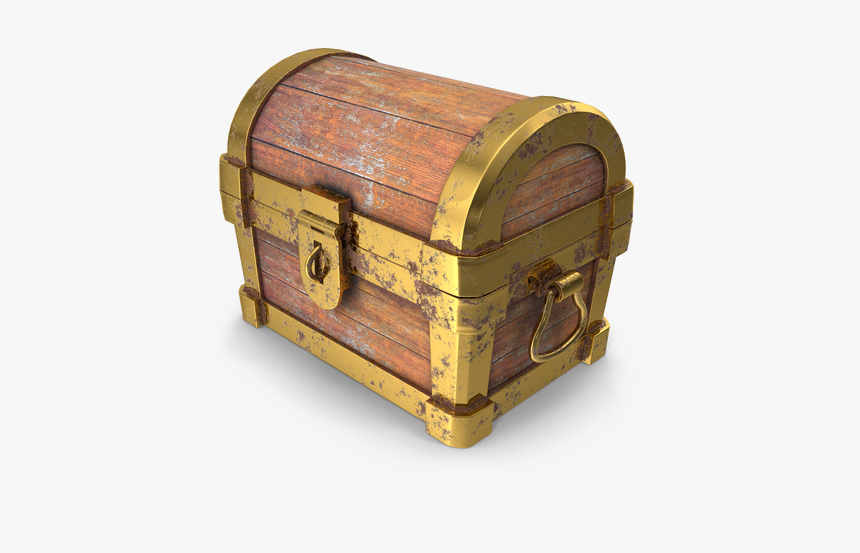 Treasure Chest Png.
