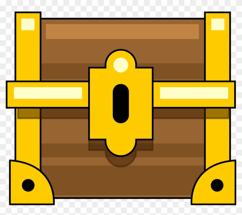 Treasure Chest Free To Use Clipart.