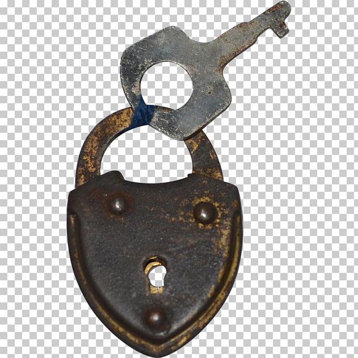 Padlock Buried treasure Chest Key, padlock PNG clipart.
