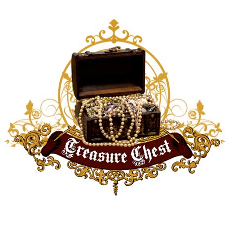 Treasure chest Logos.