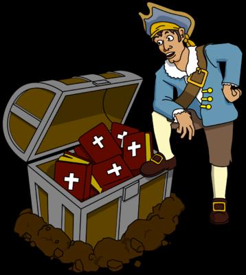 Image: Bible Pirate.
